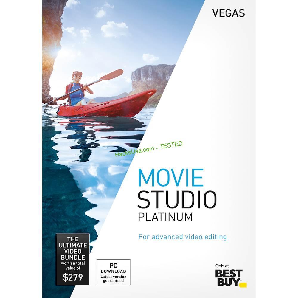 MAGIX VEGAS Movie Studio 17 Crack Free 2