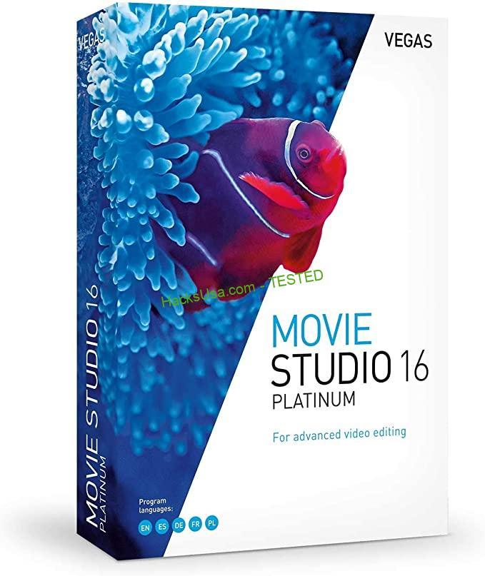 MAGIX VEGAS Movie Studio 17 Crack Free