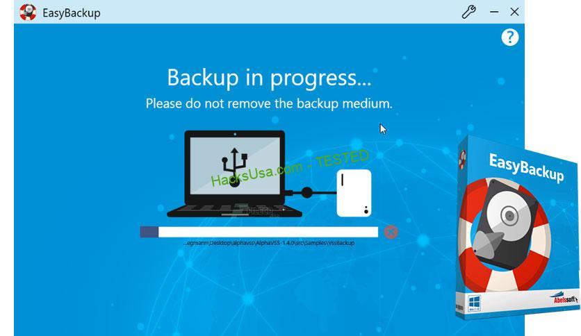 Abelssoft EasyBackup Crack Free v10.6 2