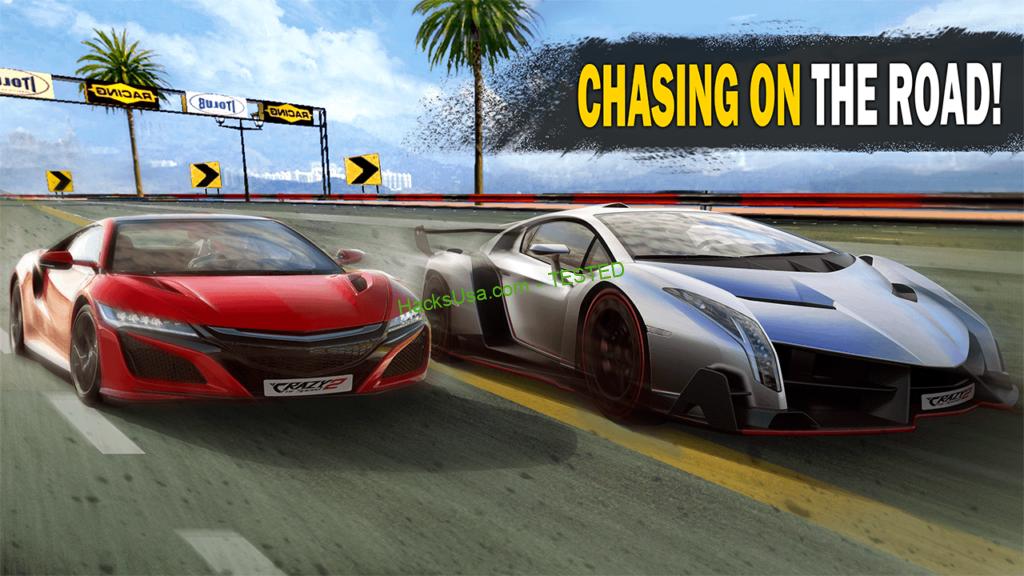 Crazy for Speed 2 MOD APK 2
