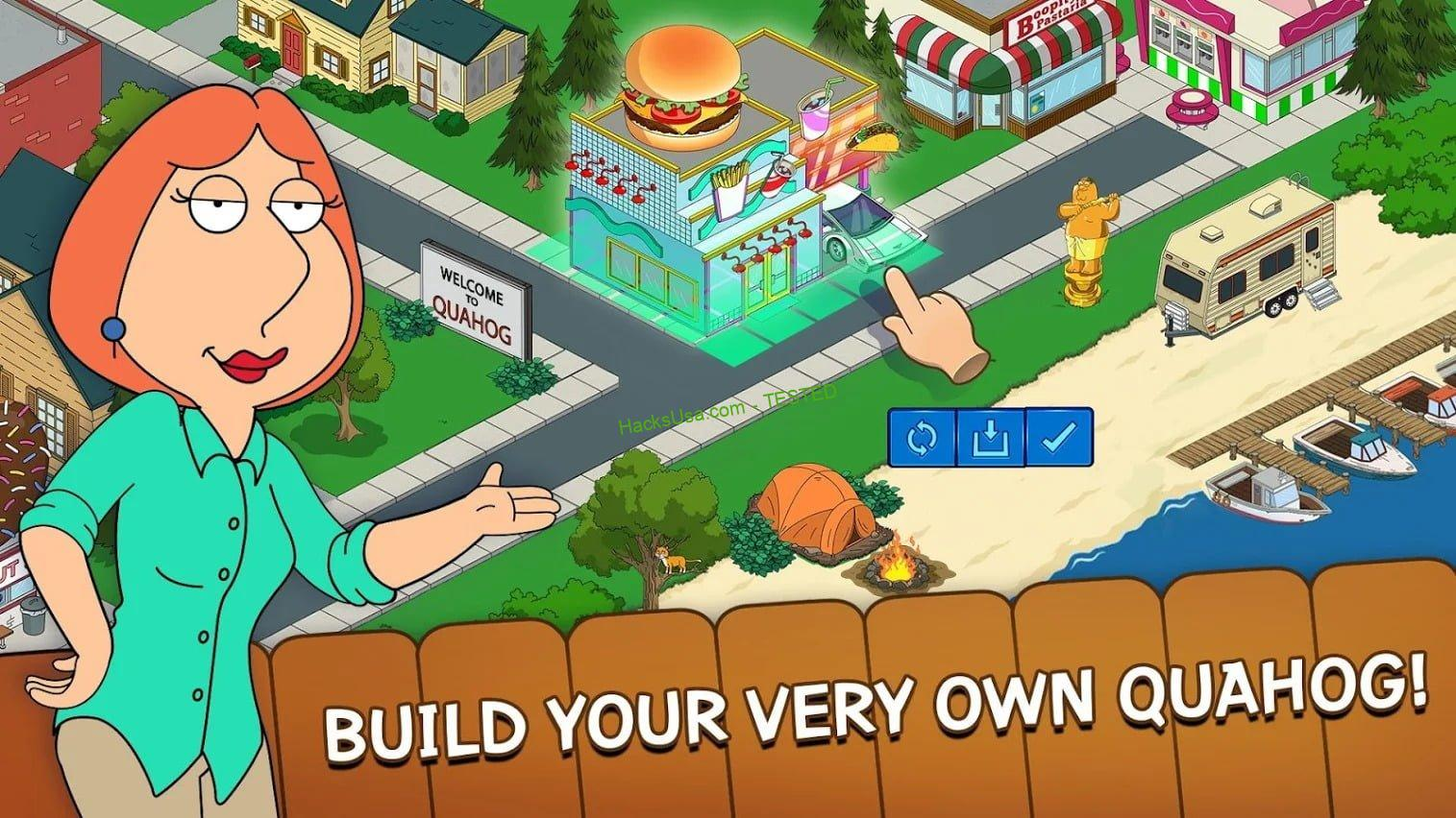 Family Guy: The Quest for Stuff MOD APK