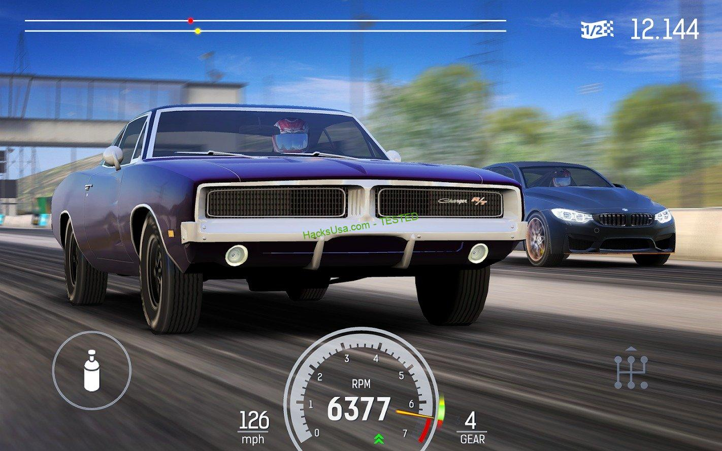 Nitro Nation Drag & Drift MOD APK