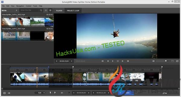 SolveigMM Video Splitter Business Crack Free v7.3 SolveigMM Video Splitter Business Crack Free Obtain The solveigmm video splitter is a superb video editor for operating with MPEG-2, AVI, WMV, asf, mp3, WMA recordsdata.