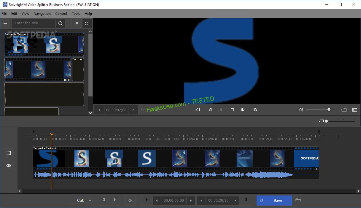 SolveigMM Video Splitter Business Crack Free v7.3 2