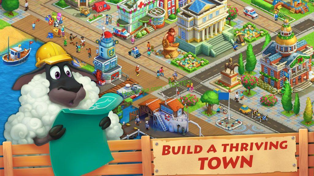 Township MOD APK 7.5.0 (Unlimited Money) Township MOD APK - After a day of labor drained, there are various individuals searching for easy titles for leisure fairly than fast-paced games akin to capturing or role-playing. In the mean time there are a whole lot of leisure games, however farm games are all the time the primary alternative of many. As a result of the game simulates a peaceable life, with the on a regular basis work of a farmer. In the present day we discover Township (MOD Limitless Cash), which game you not solely do the work of the true farmer however you additionally must construct, run your personal city and assist it develop.