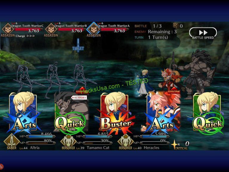 Fate/Grand Order APK MOD 3