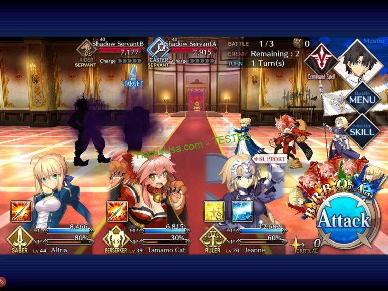 Fate/Grand Order APK MOD 2