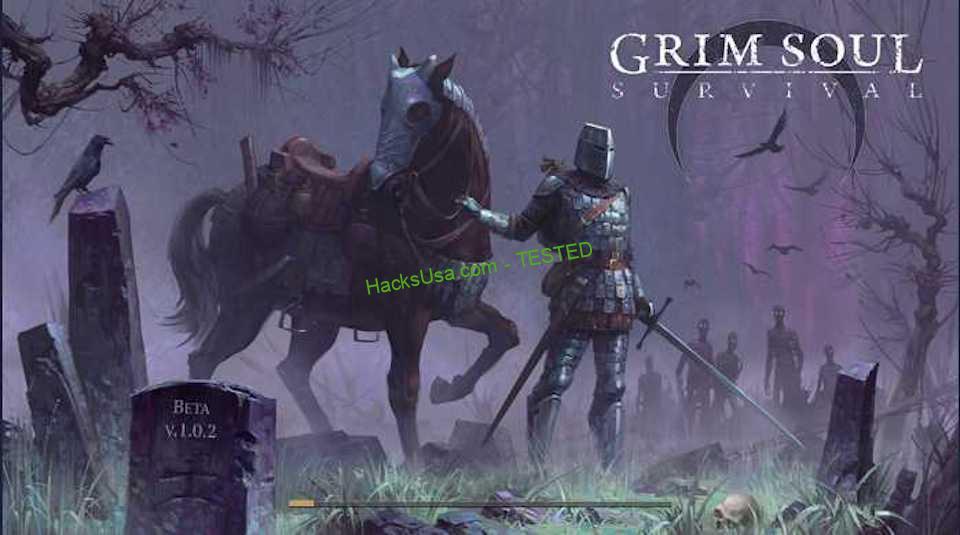Grim Soul: Dark Fantasy Survival MOD APK 4