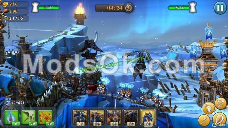 CastleStorm Free To Siege Hack Gems Add Unlimited Gold