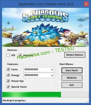 Skylanders Lost Islands Hack Tool For Unlimited coins and gold No ...