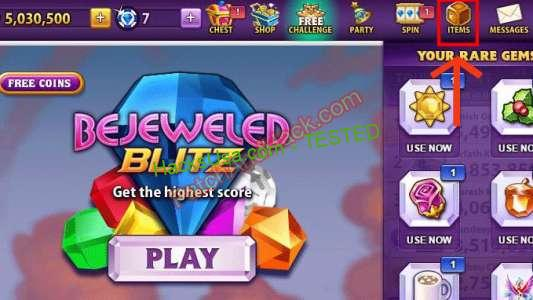 Bejeweled Blitz Hack - patch and cheats for Coins and other stuff on Anroid and iOS Bejeweled Blitz Hack is a primary-fee puzzle game that may give discharge to your head and ideas. This creation belongs to a really cool firm, which conquered hundreds of thousands of gamers world wide with its fascinating functions. There is nothing sophisticated in it and even a small baby will be capable of cope with it. Just acquire and line up three or 4 diamonds, or for those who get extra, you'll obtain a further bonus for it within the type of a particular reward! The principal activity is not only to construct up the ranks, however to meet the duty that you're given at every stage.