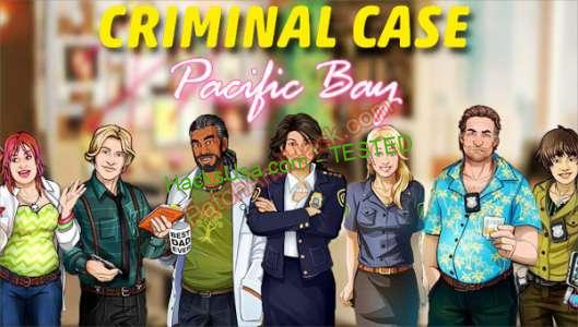 Criminal Case: Pacific Bay Hack - patch and cheats for Gold, Energy and other stuff on Anroid and iOS hack Criminal Case: Pacific Bay is a continuation of attention-grabbing games the place you'll reveal essentially the most complicated riddles of murders. The game has nice recognition in its circles. She is gaining numerous followers. If you actually like detectives, then Criminal Case: Pacific Bay Patch simply for you. The which means of the game is that you'll not chase an actual particular person or run after criminals. You want to search out actual objects within the image, comply with the story line.