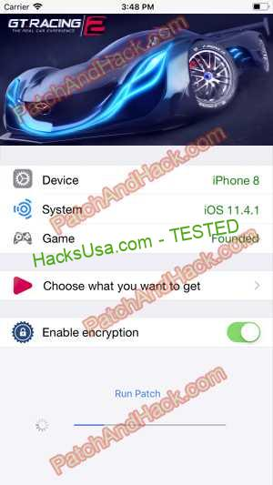GT Racing 2 The Real Car Exp Hack - patch and cheats for Money, Gold and other stuff on Anroid and iOS