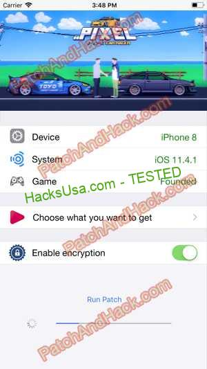 Pixel Car Racer Hack - patch and cheats for Money and other stuff on Anroid and iOS