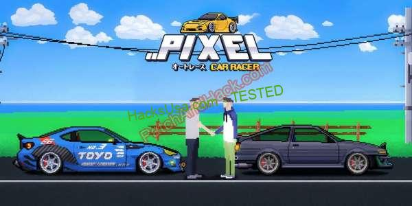 Pixel Car Racer Patch and Cheats money