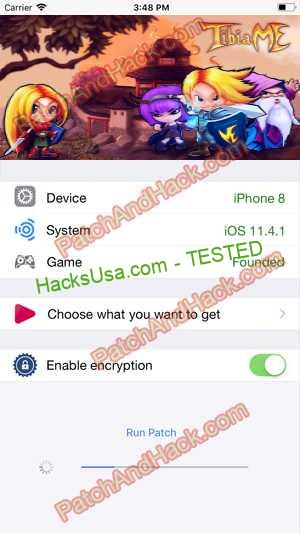 TibiaME Hack - patch and cheats for Money, Resources and other stuff on Anroid and iOS