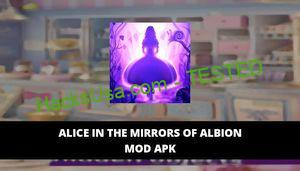 Alice in the Mirrors of Albion Featured Cover