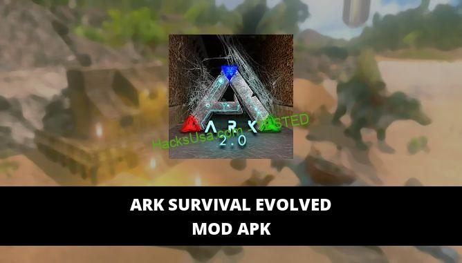 ARK Survival Evolved Featured Cover