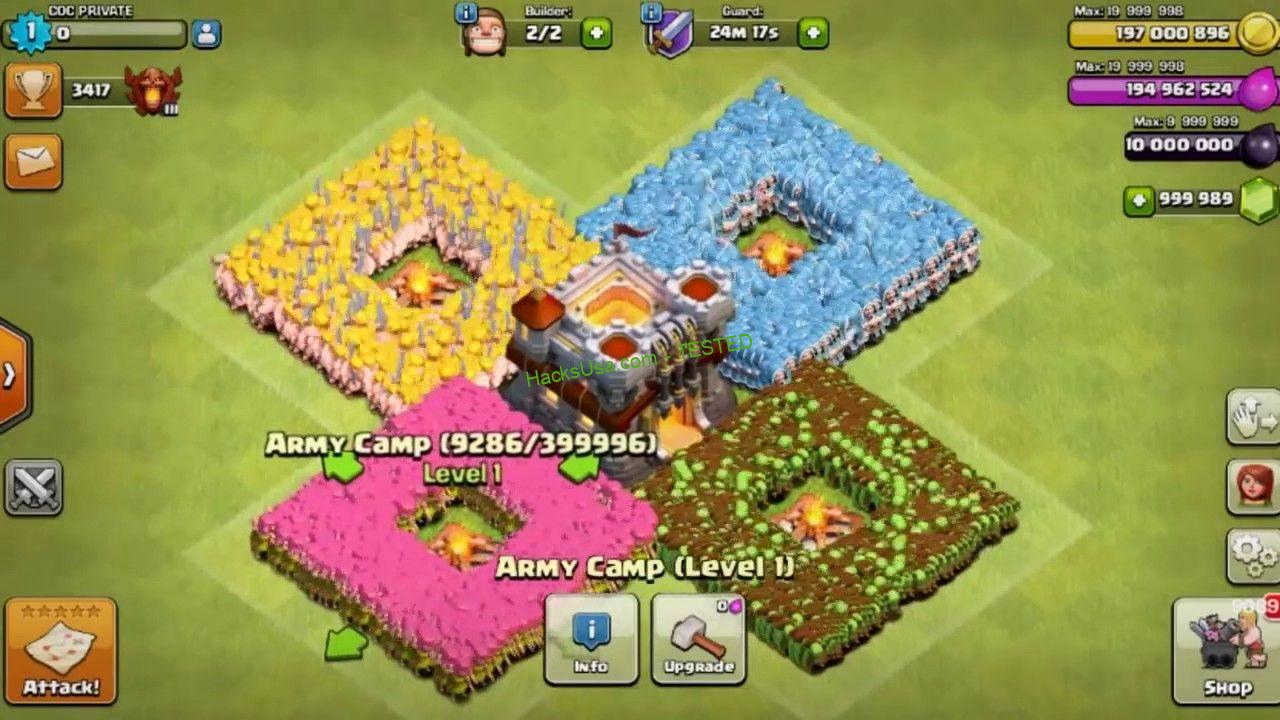 Download Clash Of Clans Hack from below Button.Clash of Clan is ...