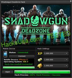 Shadowgun Deadzone Hack XP Add Unlimited Cash