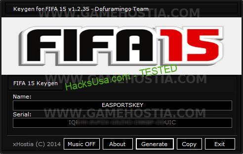 Fifa 2015 Key Generator