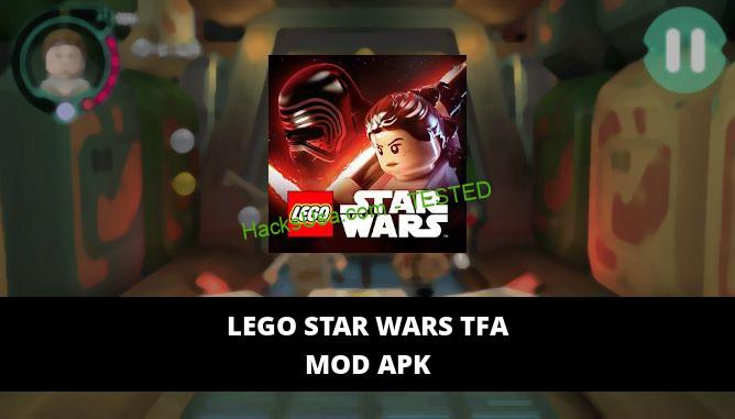 LEGO Star Wars TFA Featured Cover