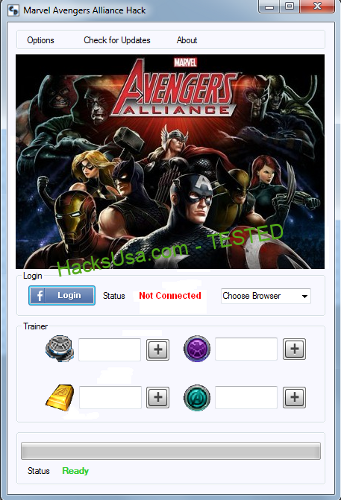 Marvel Avengers Alliance Hack coins Unlimited SHIELD points