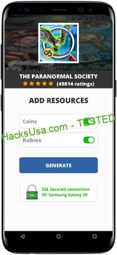 The Paranormal Society MOD APK Unlimited Coins Rubies