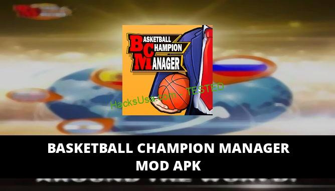 Basketball Champion Manager Featured Cover