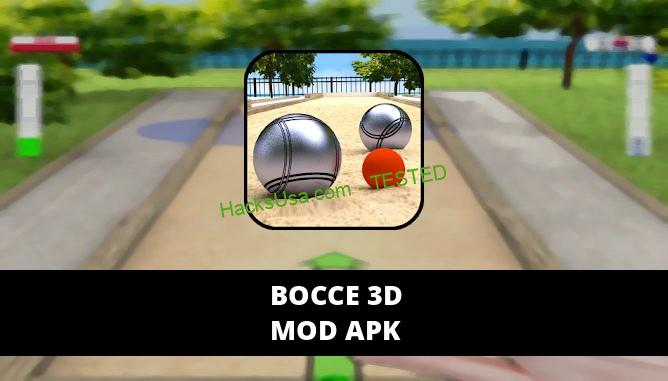 Bocce 3D Featured Cover
