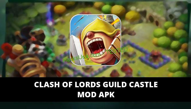 Clash of Lords Guild Castle Featured Cover