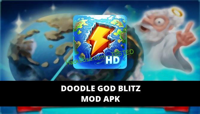 Doodle God Blitz Featured Cover