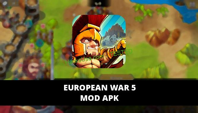 European War 5 Featured Cover
