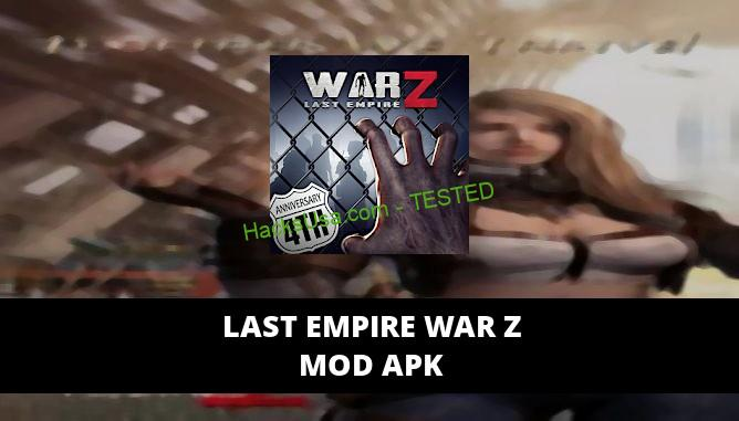 Last Empire War Z Featured Cover
