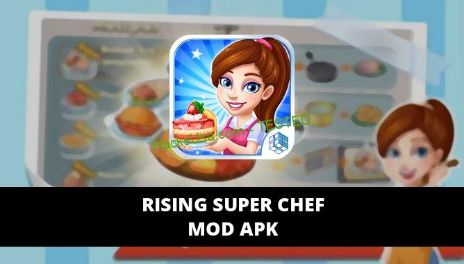 Rising Super Chef Featured Cover