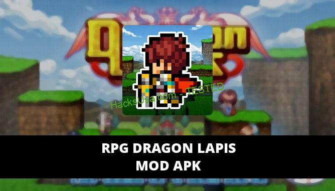 RPG Dragon Lapis Featured Cover