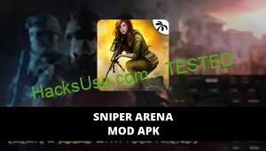 Sniper Arena Featured Cover