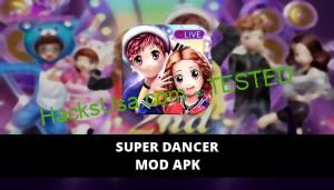 Super Dancer Featured Cover