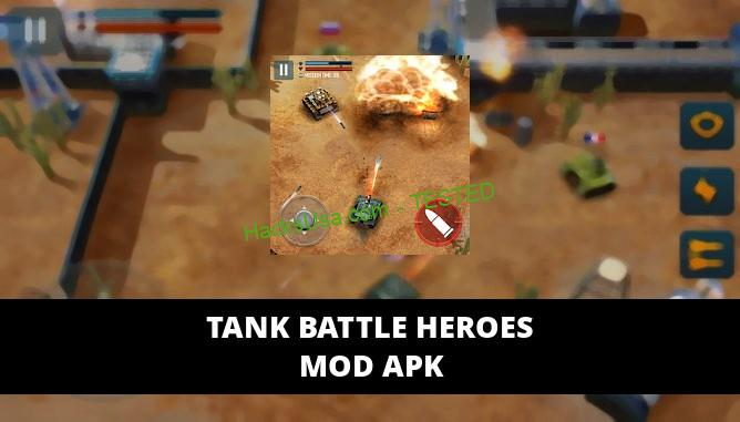 Tank Battle Heroes Featured Cover