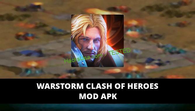 WarStorm Clash of Heroes Featured Cover