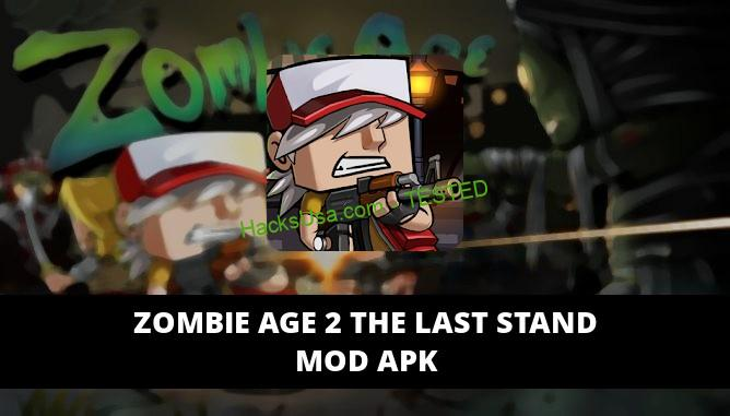 Zombie Age 2 The Last Stand Featured Cover