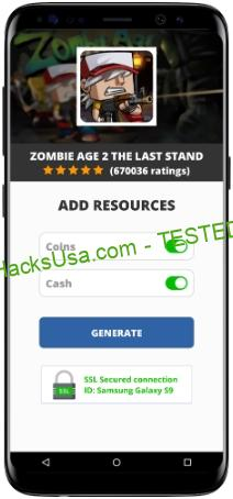 Zombie Age 2 The Last Stand MOD APK Unlimited Coins Cash