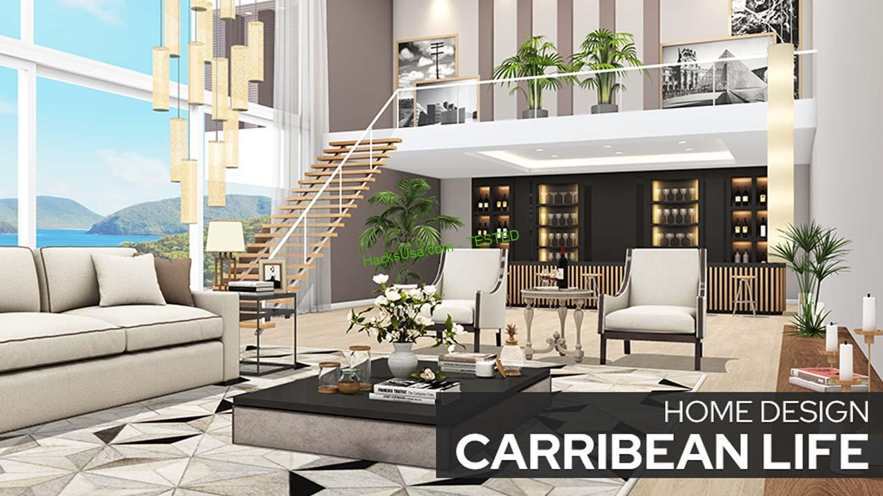 Home Design: Caribbean Life MOD APK Unlimited Money