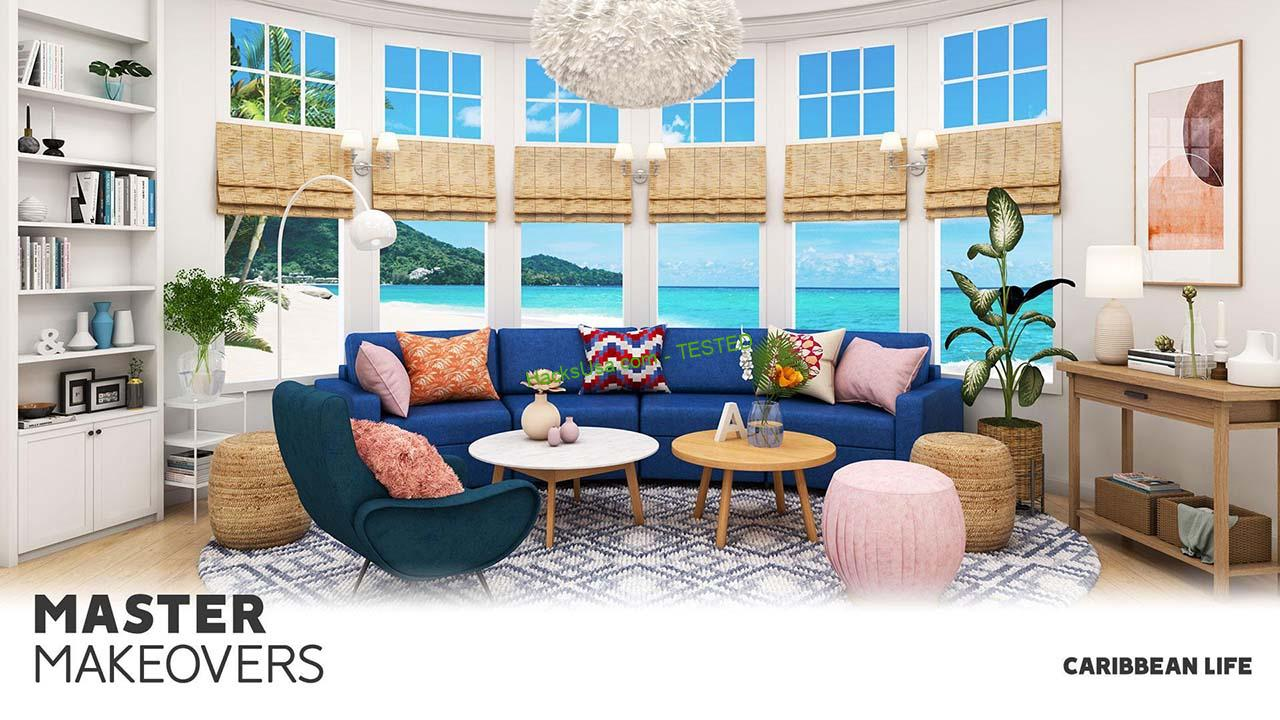 Home Design Caribbean Life screen 1