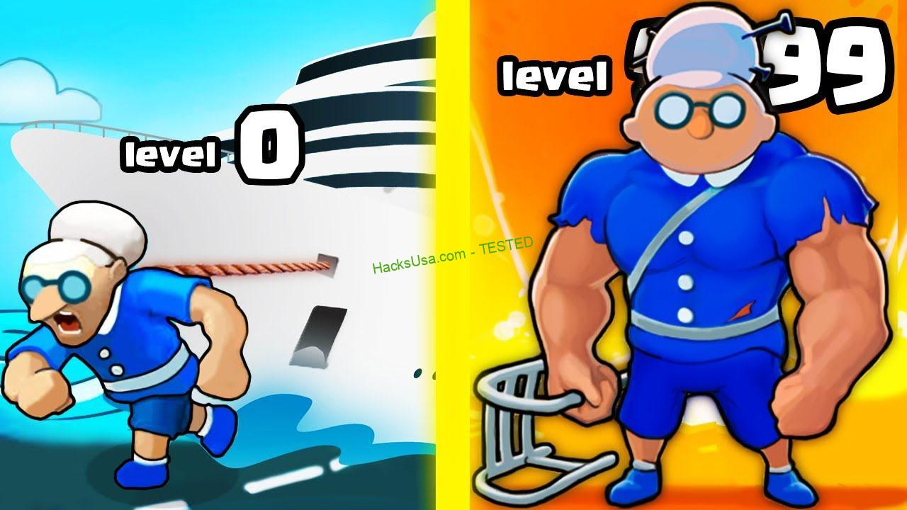 Strong Granny PRO MOD APK Unlimited money