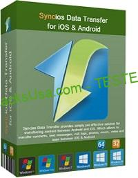 Anvsoft SynciOS Data Transfer 3.1.0 with Crack