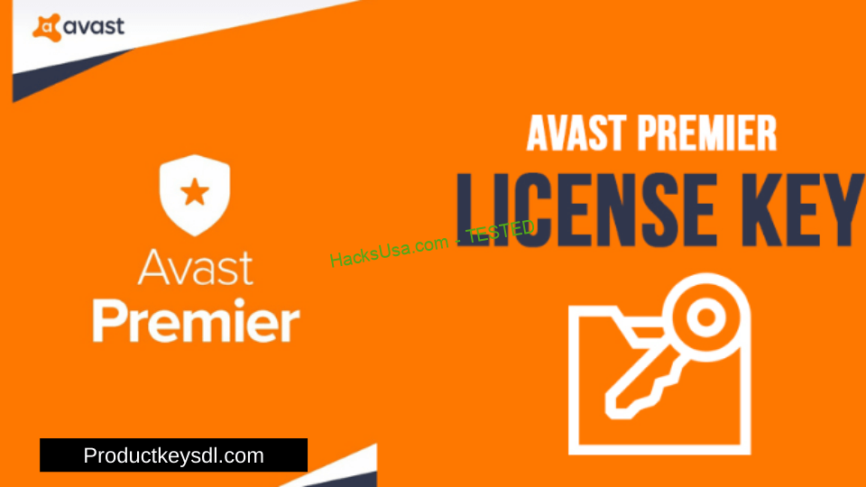 Avast Premier License Key and Activation Code for Free ...