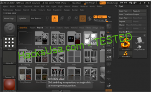ZBrush 4R9 2020.1.3 Crack With License Key + Activation Code