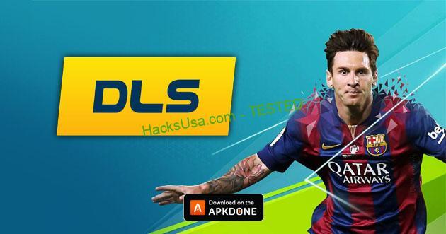 Dream League Soccer MOD Unlimited Money