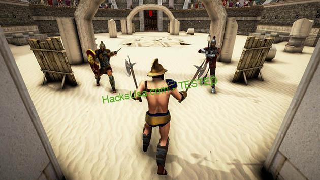 Gladiator Glory screenshot 3